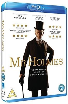 Mr Holmes [Blu-ray] [2015]