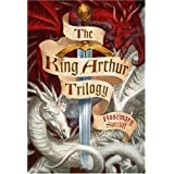 "The King Arthur Trilogy: ""Sword and the Circle"", ""Light Beyond the Forest"", ""Road to Camlann""by Rosemary Sutcliff"
