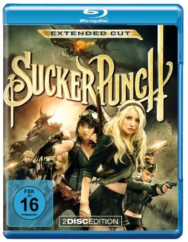 Sucker Punch (Kinofassung + Extended Cut) [Blu-ray]
