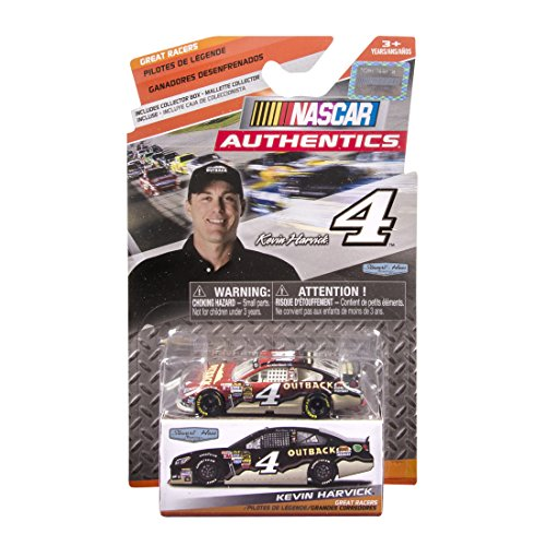 NASCAR - 1:64th Collector Car - 2014 - Great Racers #4 (Kevin Harvic) - 1