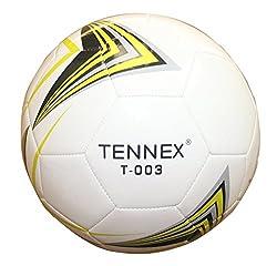 Tennex T-003 Football - Size: 5 Yellow