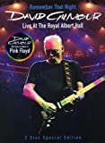 David Gilmour - Remember That Night: Live At The Royal Albert Hall [2 DVDs] title=