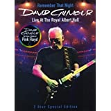 Remember That Night: Live At The Royal Albert Hallpar David Gilmour