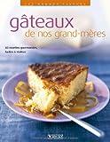 """Afficher """"Gâteaux de nos grand-mères"""""""