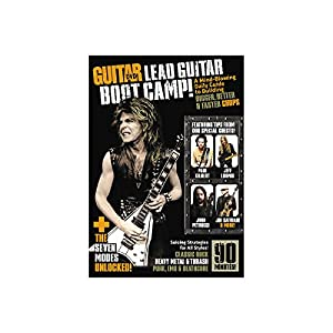 Guitar World -- Lead Guitar Boot Camp!: A Mind Blowing Daily Guide to Building Bigger, Better, and Faster Chops (DVD)