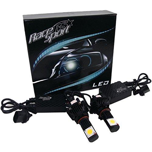 Race Sport 5202-Led-G1-Kit 5,000K True Led Headlight Conversion Kit (5202 Base)
