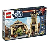 Jabba's Palace LEGO® Star Wars Set 9516