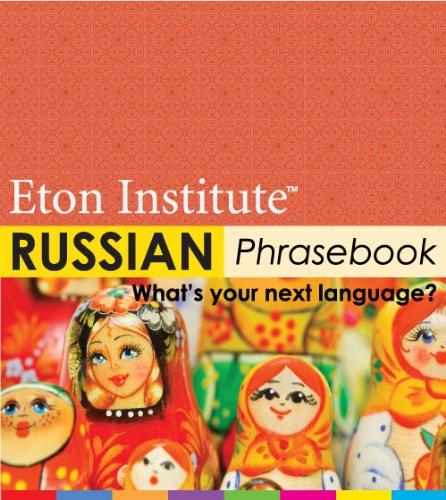 Russian Phrasebook (Eton Institute - Language Phrasebooks)