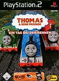 echange, troc EyeToy: Thomas & seine Freunde - Ein Tag beim Rennen inkl. Kamera [import allemand]