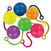 24-Pack Mini Neon Water Ball Yo-Yos