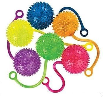 24-Pk. Mini Neon Water Ball Yo-Yos