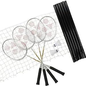 Buy Yonex Leisure Badminton Set (4-pack) by Yonex