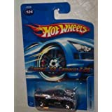 #2006 124 Tooned 1969 Camaro Z28 Purple K Mart Exclusive Collectible Collector Car Mattel Hot Wheels