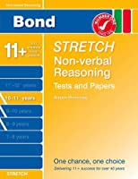 Bond Stretch Non-Verbal Reasoning Tests and Papers 10-11+ years