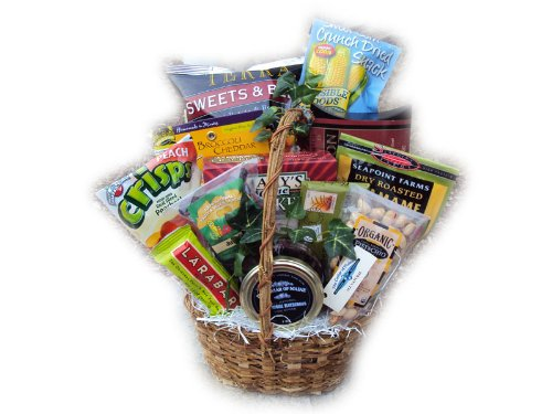 Healthy Vision Get Well Gift Basket
