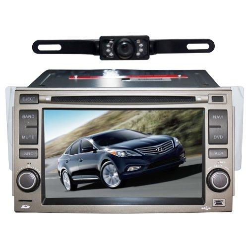 For Hyundai Azera (2006-2011) 6.2 Inch Indash Car Dvd Player Gps Navigation Navi Rear Camera Ipod Bluetooth Hd Touchscreen Tv Radio Rds Fm Free Map Cd8906R