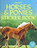 img - for HORSES & PONIES STICKER BOOK [WITH STICKERS] by Spector, Joanna ( Author ) on Jan-01-2007[ Paperback ] book / textbook / text book
