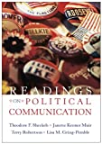 img - for Readings on Political Communication book / textbook / text book