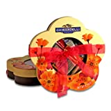 Ghirardelli Chocolate Beautiful Blossoms Flower Gift Box, 8.79 oz.