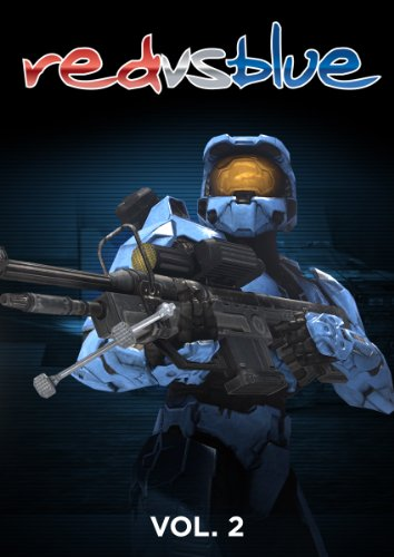 Red Vs. Blue Volume 2, The Blood Gulch Chronicles
