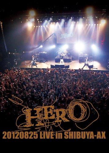 20120825 LIVE in SHIBUYA-AX [DVD]