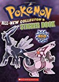 Pokemon: All-New Collectors Sticker Book