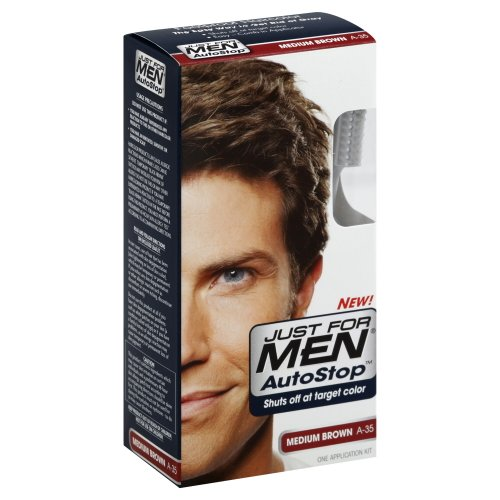 best just for men autostop hair color medium brown
