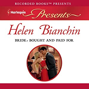 Bride, Bought and Paid For Audiobook