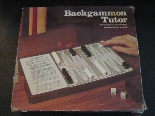 BACKGAMMON TUTOR All you need to learn and play Backgammon - 1