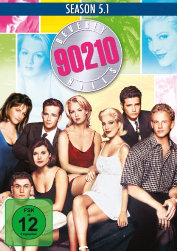Beverly Hills, 90210 - Season 5.1 [4 DVDs]