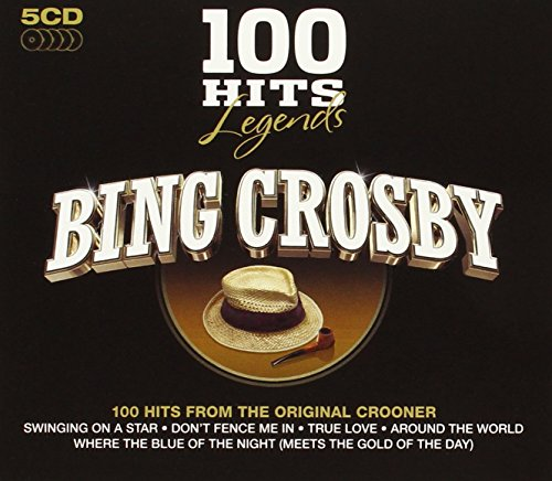 Bing Crosby - 100 Hits Legends-bing Crosby - Zortam Music