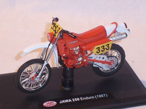 jawa 250 Enduro 1987 1/18 Abrex Modellmotorrad Modell Motorrad