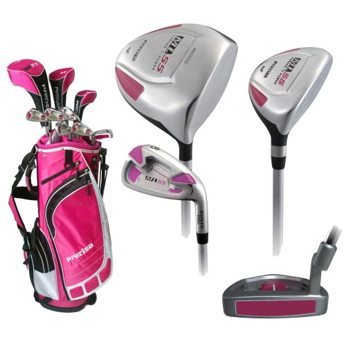 Womens Left Handed Golf Clubs >> Cheap Women S Hybrid Clubs Precise Ml55 Ladies Womens Complete Left