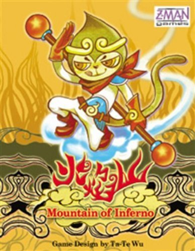 Mountain Of Inferno by Z-Man Games by Z-Man Games - 1