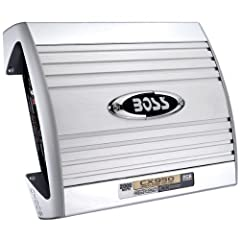 Boss CX950 Chaos Exxtreme Chaos Exxtreme 2000 Watts 2-Channel MOSFET Power Amplifier by BOSS