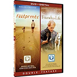 Footprints & Friends for Life - Double Feature