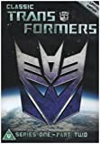 Transformers - Classic Series 1 Vol.2 [DVD]