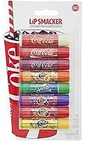 Lip Smacker Coca Cola and Fanta Party Lip Balm Pack of 8