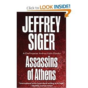 Assassins of Athens Jeffrey Siger