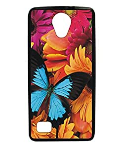 Techno Gadgets Back Cover for Micromax Canvas Juice 2 AQ5001