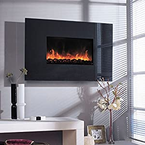 Amazon Dynasty Electric Fireplace Wall Mount with