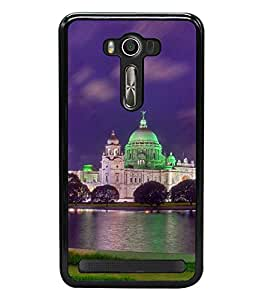 printtech Angel Dome Building Back Case Cover for Asus Zenfone 2 Laser ZE500KL , Asus Zenfone 2 Laser ZE500KL (5 Inches)