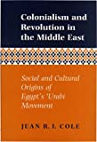 img - for Colonialism and Revolution in the Middle East book / textbook / text book