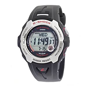 Casio Men's GW700A-1V G-Shock Solar Atomic Watch