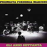 Gli Anni Settanta by Pfm [Music CD]
