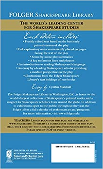 Cymbeline (Folger Shakespeare Library)Mass Market Paperback– June 2,