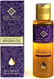 Argan Oil for Hair Treatment Promotes Hair Growth and Hair Loss Prevention, Provides Conditioning and Anti-Aging Properties (120 ML/4 OZ) Premium Moroccan Oil Formula for Healthy Hair by Desert Beauty