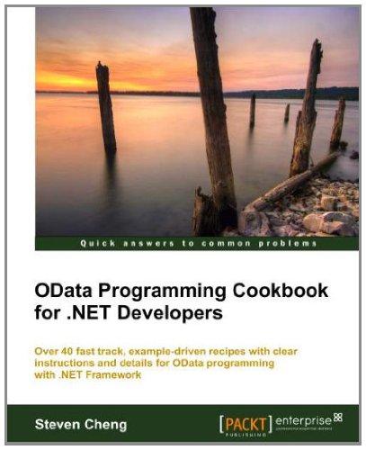 Steven Cheng - OData Programming Cookbook for .NET Developers