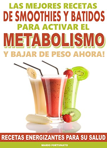 SMOOTHIES Y BATIDOS