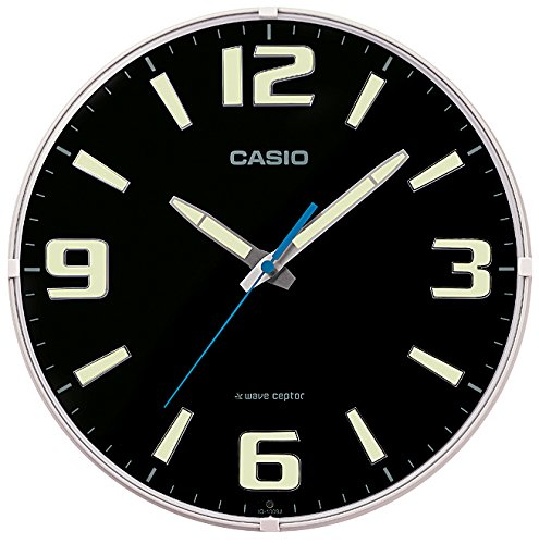 カシオ インテリア電波掛時計 アナログ IQ-1009J-1JF